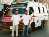 Conductores de transporte público de Soacha se graduaron como bachilleres