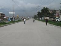Carril de Transmilenio en Soacha se habilitará para tránsito de automóviles