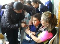 Jornada de vacunación en Soacha para este fin de semana