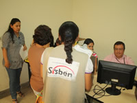 Comenzó nueva encuesta del Sisbén en comunas dos y seis de Soacha