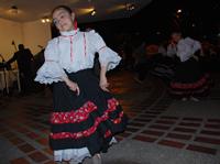 Grupo infantil y juvenil de Danza clasificó en Nimaima