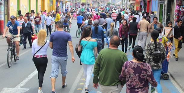 Ciclovía de Soacha se reanudaría hasta el domingo 16 de febrero
