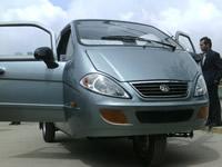 Llegaron a Soacha los vehículos amigos del medio ambiente