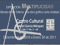 Mañana se inaugura la exposición 'MULTIPLICIDAD'