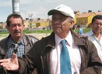 La desconfianza de Galán sacó a García Valderrama de la Secretaría de Infraestructura