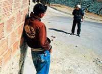 Pandillas juveniles azotan al barrio Santa Helena