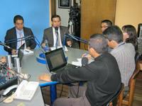 Secretaría General y Deportes, temas de hoy en la rendición de cuentas