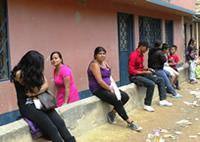 Destino incierto para habitantes de los barrios Loma Linda y La Capilla