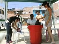 Ciudad Latina se solidariza con los damnificados del invierno