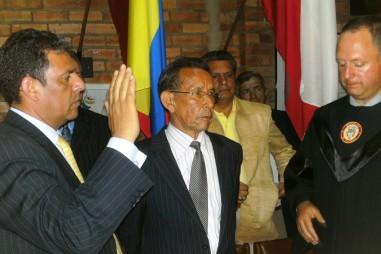 Mario Ballén es el nuevo Alcalde de Soacha