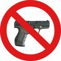 Nuevas medidas para control y registro de armas en el municipio