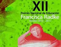 Convocatorias abiertas a premio Nacional de Educación