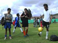 Expreso Rojo y Fortaleza FC representarían a Soacha en la Primera B del fútbol colombiano