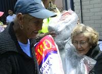 Comunidad de Ciudadela Sucre recibió donaciones de la Fundación Solidaridad por Colombia