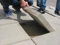 Vergonzoso trabajo de la gobernación en la Avenida las Torres de Soacha