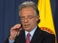 En el Consejo de Seguridad de hoy, gobernador daría a conocer nombre del  nuevo alcalde de Soacha