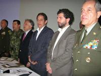 Invierno, Inseguridad y Transmilenio, temas del Consejo de Seguridad en Soacha