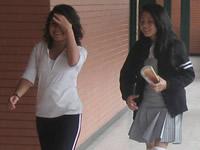 Estudiantes de  La Capilla fueron trasladados a la IE Cazucá