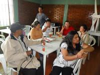 Los talleres de Seguridad Alimentaria llegaron a la comuna uno