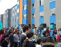 Alcaldía de Sibaté comienza entrega de apartamentos en 'Balcones de San José'