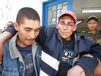 Agentes de la policía de Soacha involucrados en fuerte golpiza a hombre de 32 años