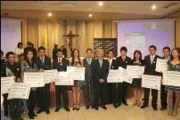 Mentes exitosas de Cundinamarca fueron premiadas