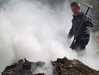 Operativo policial a carboneras de Soacha deja alrededor de cien detenidos