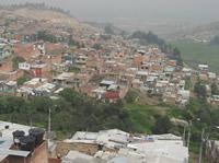 La crisis del transporte en Ciudadela Sucre