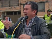 Jalón de orejas del secretario de gobierno de Soacha  a los Promotores de Seguridad Ciudadana