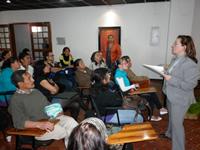 Se socializa programa de fortalecimiento a los artesanos de Soacha