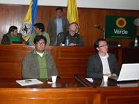 Cundinamarca alista el camino 'Verde'