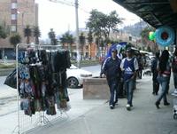 Medidas para hacer frente a la inseguridad entre los comerciantes de San Mateo