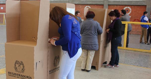 MOE pone toda su atención  en Soacha por posible fraude electoral este 27 de octubre