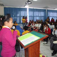 Niños de Cundinamarca se forman como líderes comunitarios
