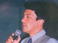 Ex Alcalde de Soacha Wilson Darío Cabra fue capturado por el CTI