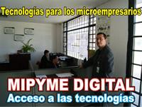 Charla informativa sobre programa Mipyme digital Cundinamarca