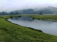 ¿Qué tan cerca de la ronda del Río Bogotá están las casas de Quintas de Santa Ana?