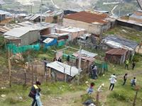 Análisis de los asentamientos humanos en las periferias urbanas de Soacha