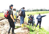 Autoridades de Fontibón, en alerta permanente por río Bogotá