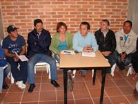 Líderes de la comuna cuatro y Administración municipal adquieren compromisos conjuntos