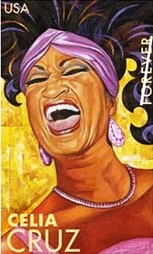 Celia Cruz hará parte de colección de sellos postales
