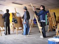 Escuelas de formación artística reinician actividades