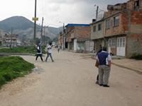 Delincuencia: al acecho de los residentes aledaños a la ronda del río Soacha