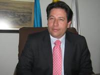 Fernando Escobar a la Alcaldía de Soacha por el partido Verde