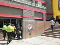 Maltrato y uso excesivo de la fuerza denunciaron estudiantes de la IE Julio César Turbay Ayala