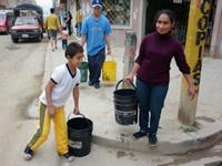 En la tarde de hoy sería restablecido el servicio de agua en la comuna tres