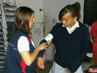 En la IE Ciudad Latina se presentó el 'Comparendo Ambiental Escolar'