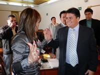 Ayer lo hicieron William Moncada y José Gregorio Hernández