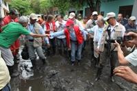Gobierno Nacional presenta balance de la situación en Útica