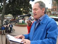 Alcalde de Soacha  adquirió derecho a reintegrarse al cargo